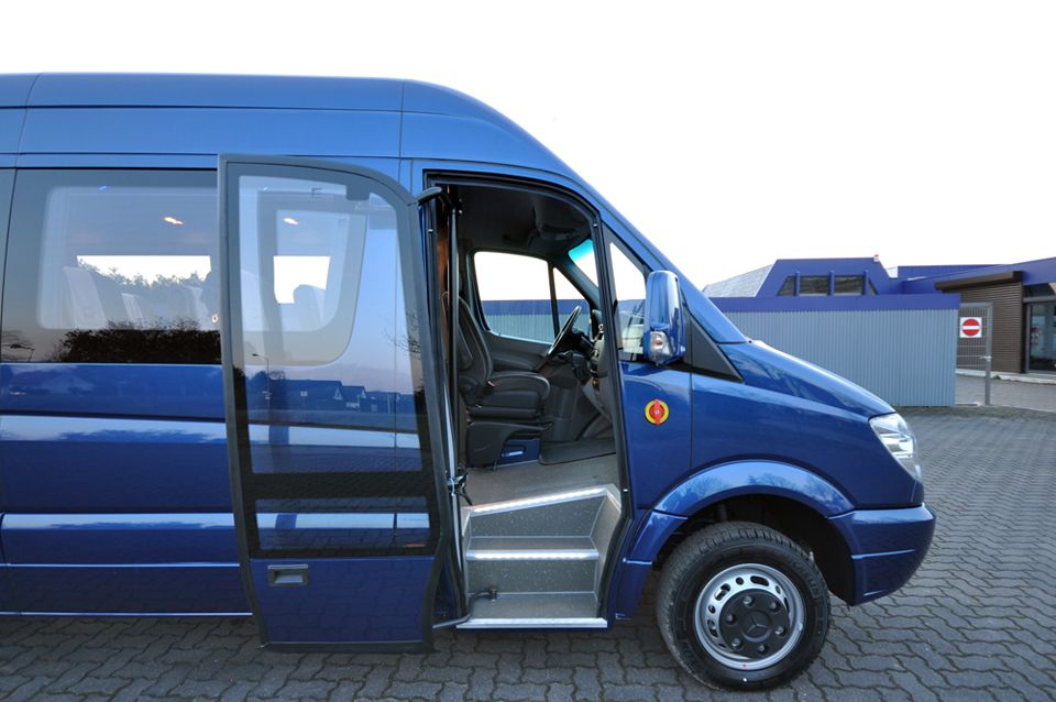 VIP Business Van