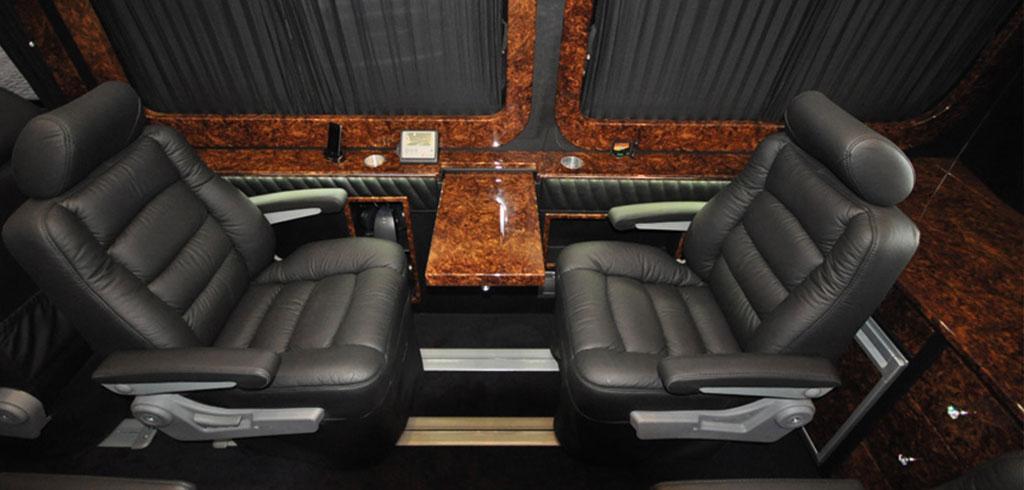 Sprinter Luxus Van