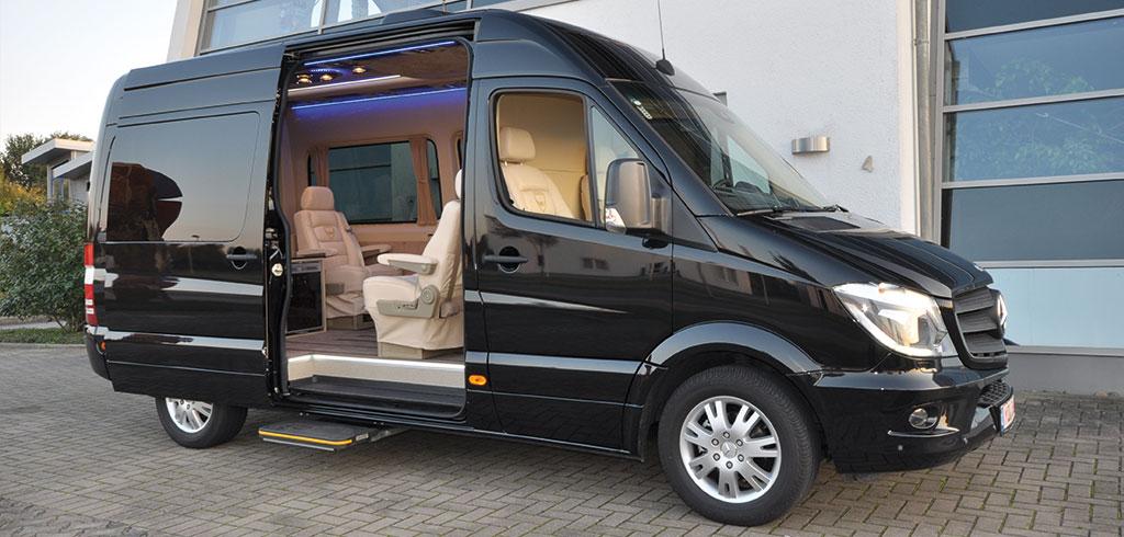 VIP-Fahrzeuge