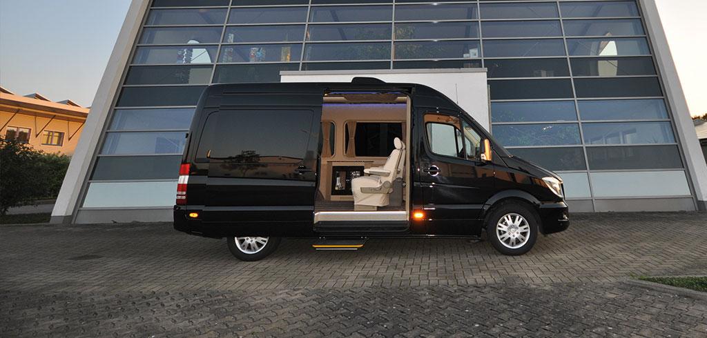 Luxus V-Klasse